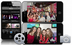 fotos y videos en la App de tu local